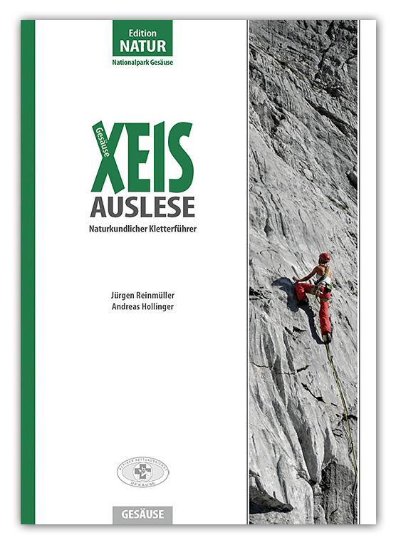 Kletterführer Gesäuse - Xeis-Auslese - Edition Natur
